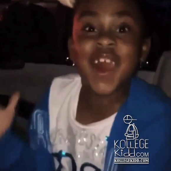 Lil Boosie's Daughter Excited About Father's Release From