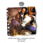 Fredo Santana Reveals 'Walking Legend' Cover Art