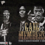 New Music: Booka- 'Gang Members' Featuring RondoNumbaNine & Cdai