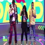 Dlow Teaches BET's '106 & Park' The 'Dlow Shuffle'