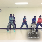 Dlow's Dance Students Go Crazy During Bop Session