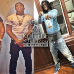 Lil Durk Upset With Chief Keef For Siding With Tyga & Game In 'Chiraq To LA' Diss