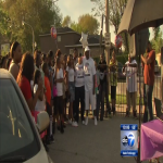 Family And Friends Celebrate Endia Martin's 15th Birthday