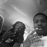 Lil Durk's OTF Brother, OTF NuNu, Gunned Down While Sitting In Vehicle Outside Chicago Mall #RIP