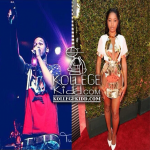 Lil Bibby Thirsts For KeKe Palmer During BET Awards 2014