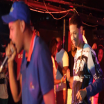 Lil Bibby and Lil Herb Rock Out Cambridge, MA Performance