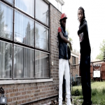 Mally Mal and Vonno of Stain Gang Drop 'No Way' Music Video