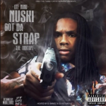 OTF NuNu's Debut Mixtape 'Nuski Got Da Strap' Cover Art and Release Date Revealed