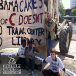 Activists Urge President Obama To Support Trauma Center In South Side Chicago