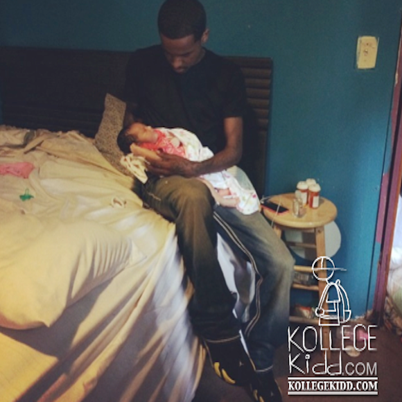 Lil Reese Celebrated Birth Of Firstborn Daughter On Father
