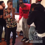 Diddy's Son Christian Does The 'Shmoney Dance'