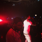 Lil Durk Tells Chicago To 'Stop The Violence' During Concert Performance