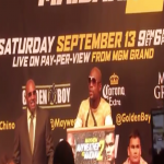 Floyd Mayweather Says He Slept With T.I.'s Wife Tiny