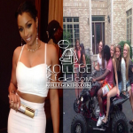 Chief Keef and Karlie Redd Flirt, Love & Hip Hop Atlanta Star Calls Him The 'Real Daquan'