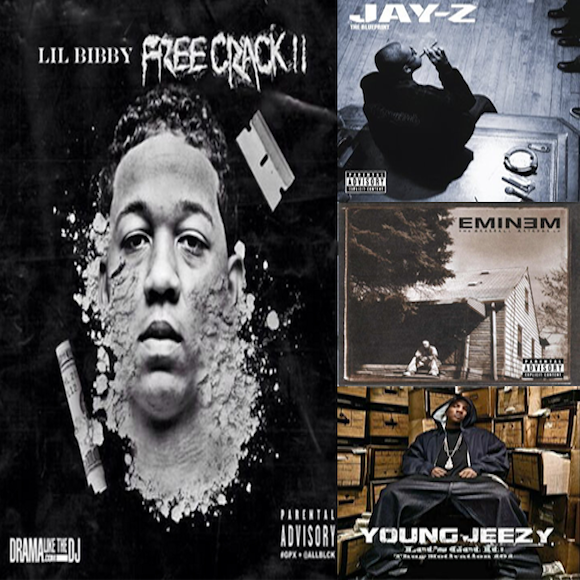 Jay z blueprint welcome to kollegekidd lil bibby says jay zs blueprint eminems marshall mathers lp and young jeezys thug motivation 101 inspired free crack 2 malvernweather Gallery