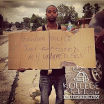 Ferguson, MO Residents Protest Fatal Police Shooting Of Unarmed Black Teen Mike Brown