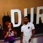 Lil Durk Hits Stage At BET 106 & Park