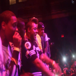 Lil Durk Talks Squashing Beef With Chief Keef During NYC Concert