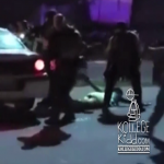 Ferguson Police Throw 6 Month Pregnant Woman Onto Pavement At Mike Brown Protest