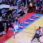 Paul George's Leg Snaps In Half During USA Basketball Scrimmage