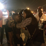 Innocent Children Bombed With Tear Gas At Mike Brown Protest