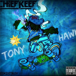 Chief Keef Reveals Cover Art For New Single 'Tony Hawk'