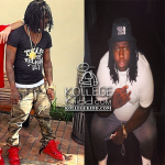 Chief Keef Goes Crazy Like O-Dog During Studio Session With Young Chop