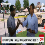 Talib Kweli Blasts Media For Inaccurate Ferguson Coverage: 'We Live In A World That's Run By White Supremacy'