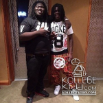 Chief Keef and Young Chop Record New Hit Song For 'Back From The Dead 2'