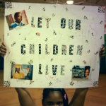 Lil Chris and Heaven Call For All To 'Put The Guns Down' In 'Don't Shoot' Music Video
