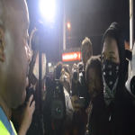 Ferguson Mike Brown Protester To Capt. Ron Johnson: 'They Using You'