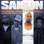 New Music: Saigon- 'Mechanical Animals' Featuring Memphis Bleek, Lil Bibby and Kool G Rap