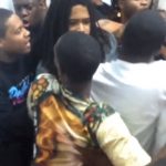 Lil Durk's OTF Clashes With King Louie's Mubu At T.I.'s Meet & Greet at The Shop 147