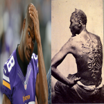 Adrian Peterson's Child Abuse Case Opens Discussion On Culture of Whippings In Black Community and Ties To Slavery