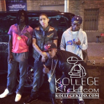 Chief Keef Coolin With Bobby Shmurda's GS9 Affiliate O.P