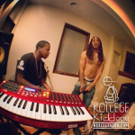Tadoe And BallOut Freestyle To A Chief Keef Beat