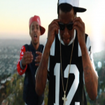 BallOut and Tadoe Cash 'Checks' In Music Video