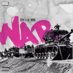 Edai and Lil Durk Showcase 'War' Remix Cover Art