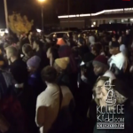 Mike Brown Protesters Turn Up To Chief Keef At #OctoberFerguson