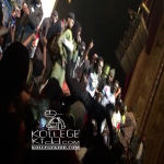 Offset Falcon Punches Concertgoer During Dive From Stage At Migos/Bobby Shmurda Show
