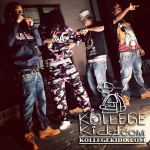 Chief Keef Showcases New Glo Gang Army Fatigue Joggers