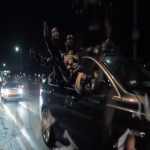 Chief Keef and Glo Gang Hang Out Of Car Windows On Highway In 'Wayne' Preview