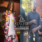 Chief Keef's Detroit Glo Gang Artist, Yae Yae Jordan, Charged With Murder