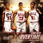 24 Hour Boyz Reveal Release Date For 'Overtime' Mixtape