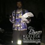 D.C. Goon Stunts With Quavo of Migos' 'QC' Chain While Listening To Chief Keef's 'Feds'