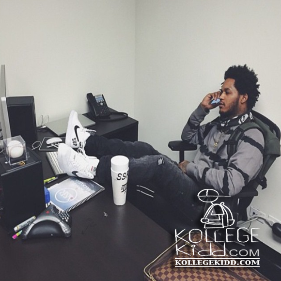 Fredo Santana Reacts To Darren Wilson's Controversial ...