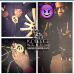 Chief Keef IGs Photo of Quavo's Stolen 'QC' Chain After Fight Involving Migos In D.C., Fans React