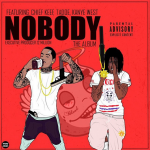 Chief Keef Announces New Album 'Nobody' Featuring Kanye West and Tadoe, Tracklist Revealed