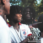 Thot Stalks Chief Keef In New Young Chop-Produced Song