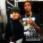 Tadoe Disses Lil Wayne After Taking Photo With Christina Milian